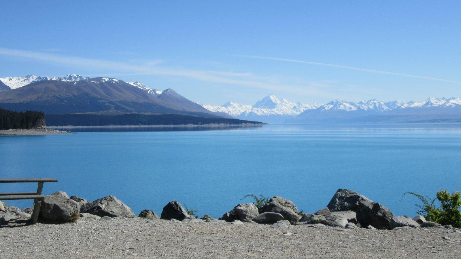 Lake Pukaki banner image